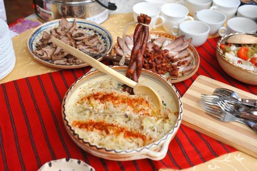 Bucătărie tradițională